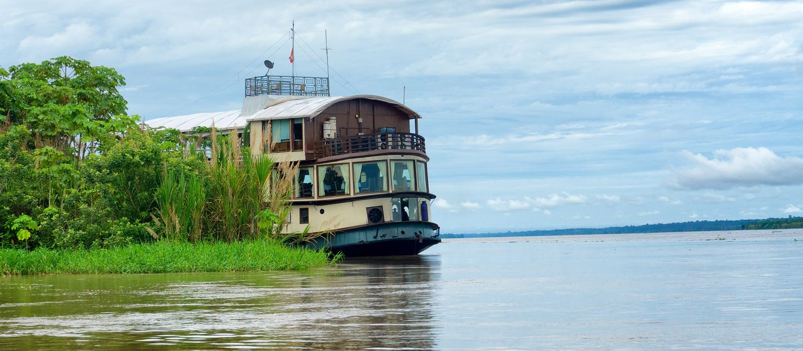 Destination Iquitos Cruise Peru