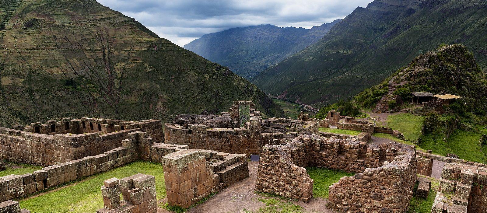 Destination Sacred Valley Peru