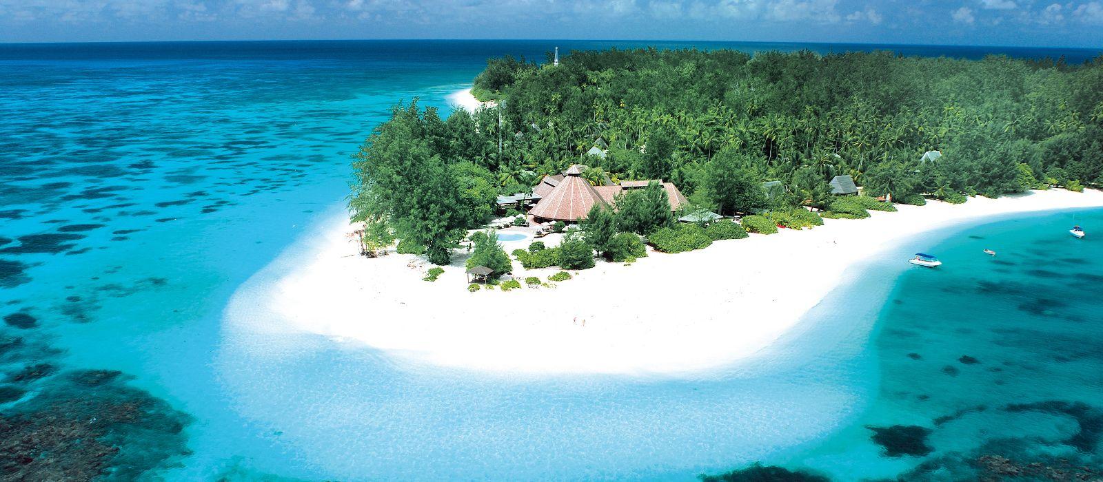 Hotel Denis Island Resort Seychelles
