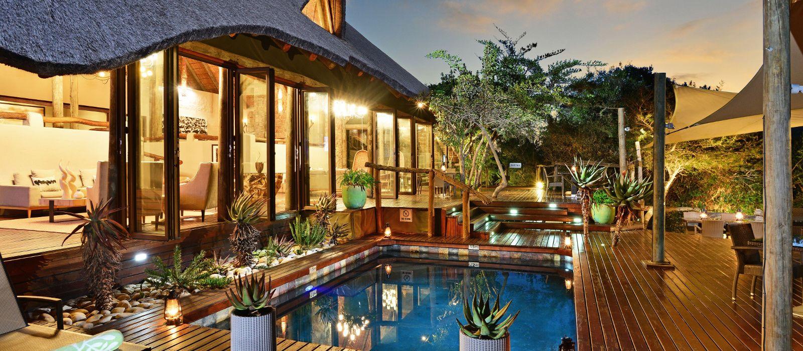 Hotel Shamwari Bayethe Lodge South Africa