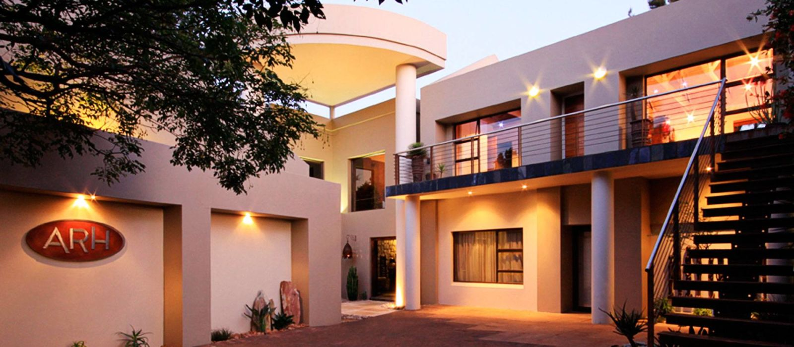Hotel African Rock  South Africa