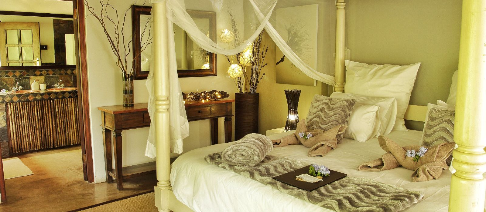 Hotel Kambaku Safari Lodge South Africa