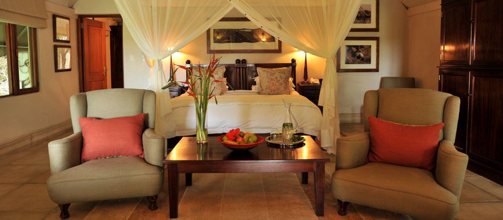Hotel Savanna Private Game Lodge Südafrika