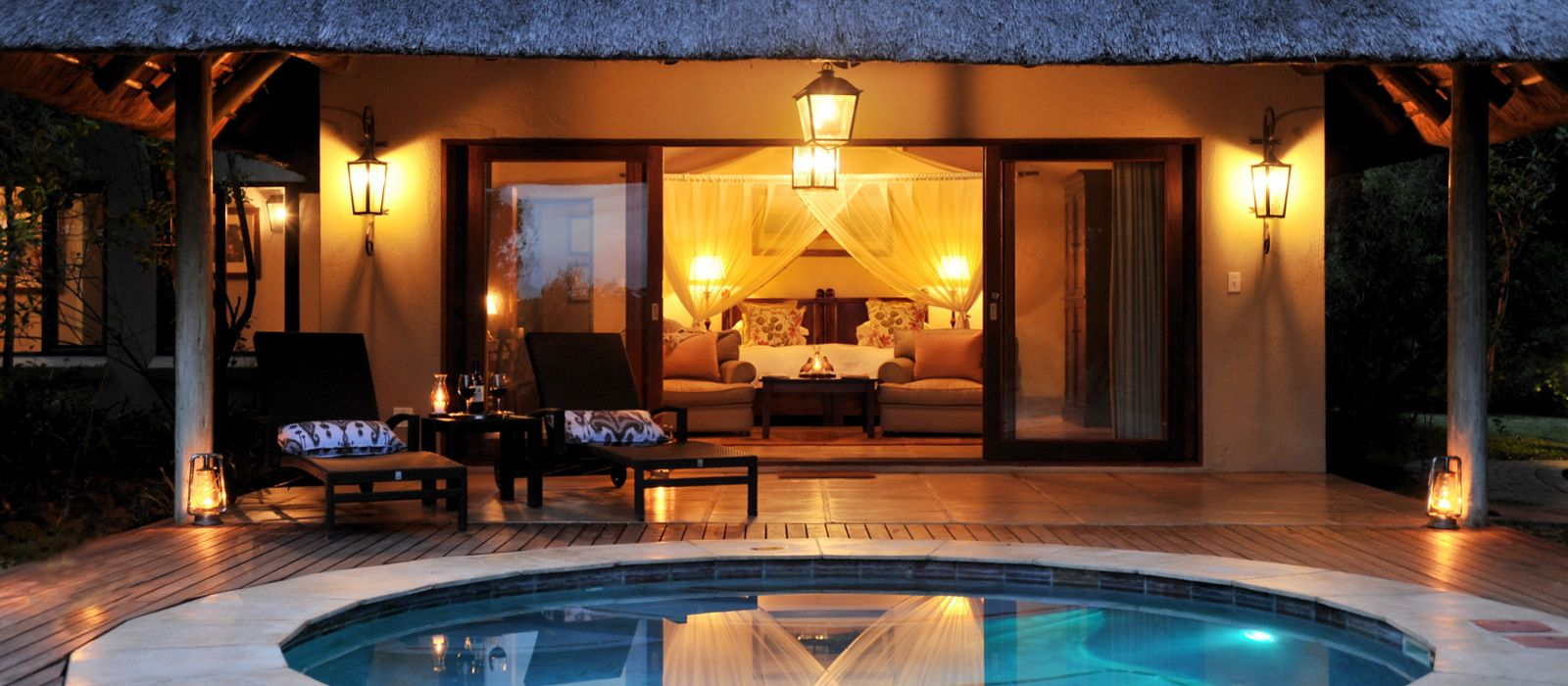 Hotel Savanna Private Game Lodge South Africa