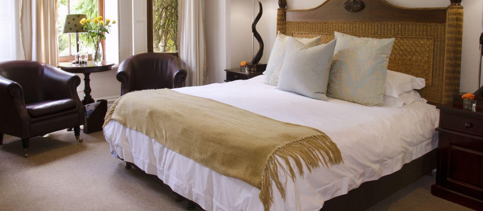 Hotel River Manor Boutique  & Spa Südafrika