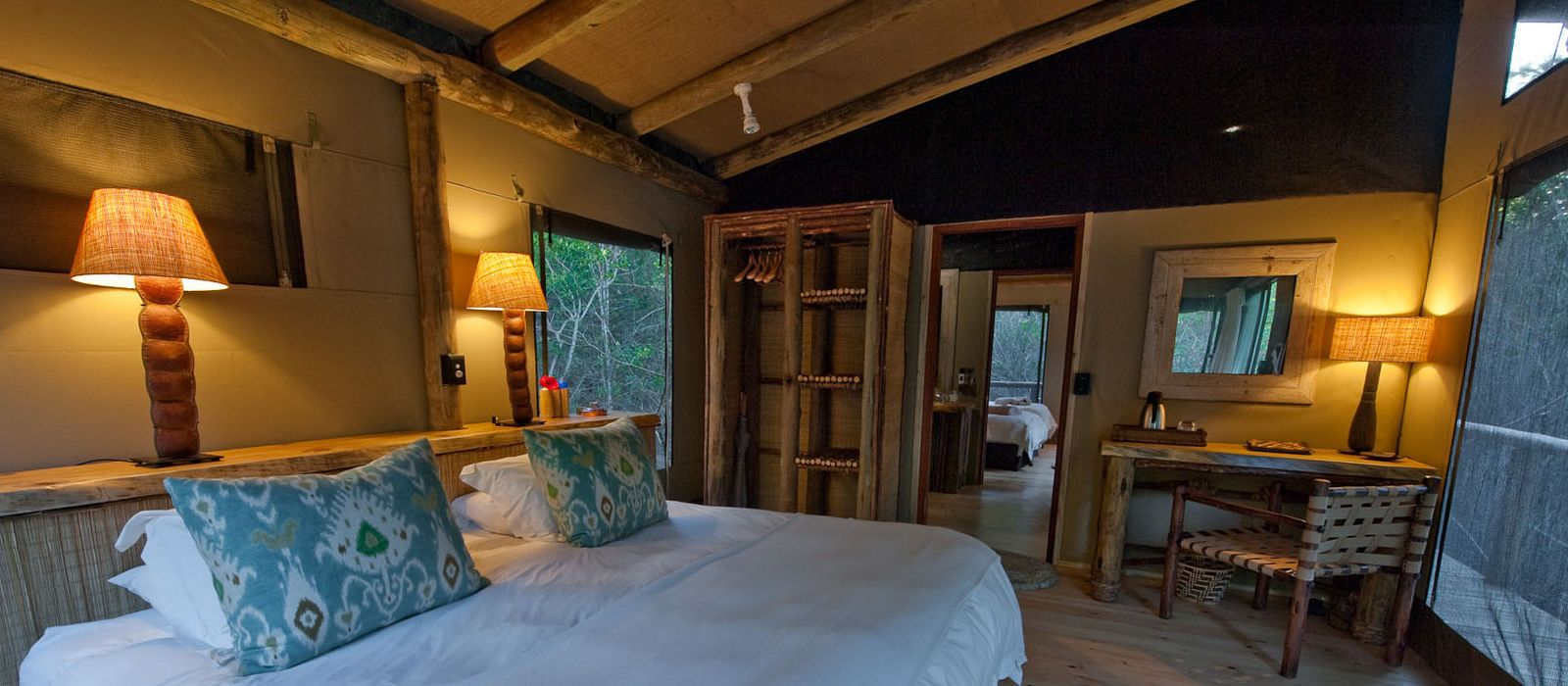 Hotel Rocktail Beach Camp Südafrika