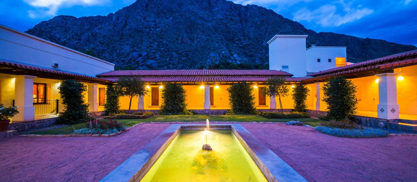 Hotel Viñas de Cafayate Wine Resort Argentinien