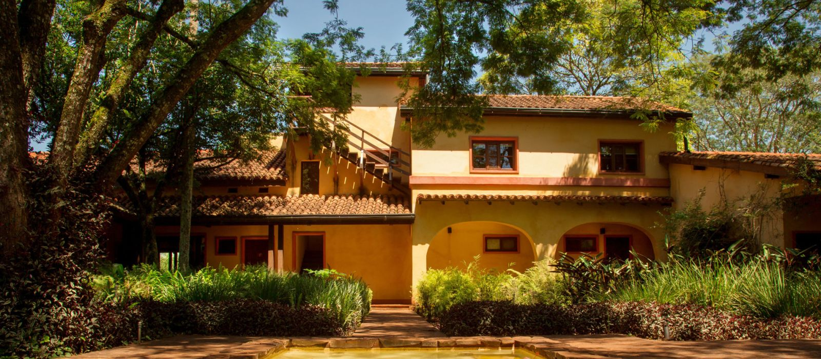 Hotel Puerto Bemberg Lodge Argentinien