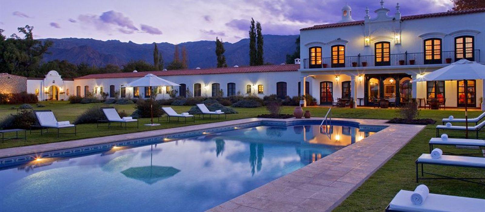 Hotel Patios de Cafayate Argentinien