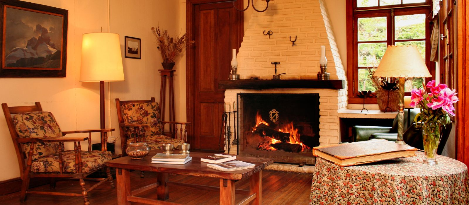 Hotel Estancia Nibepo Aike Argentina