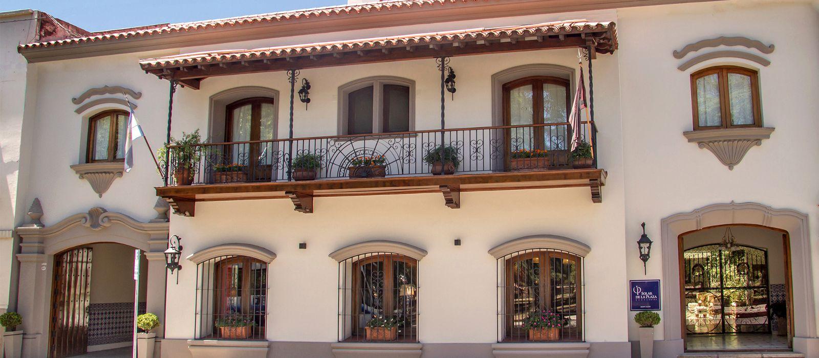 Hotel Solar de la Plaza Argentina