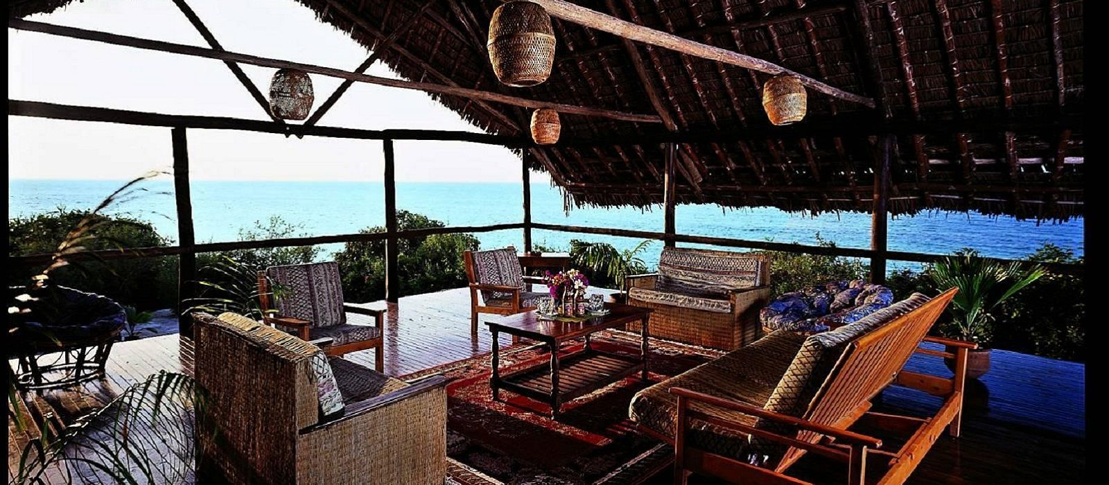 Hotel Lazy Lagoon Island Lodge Tanzania