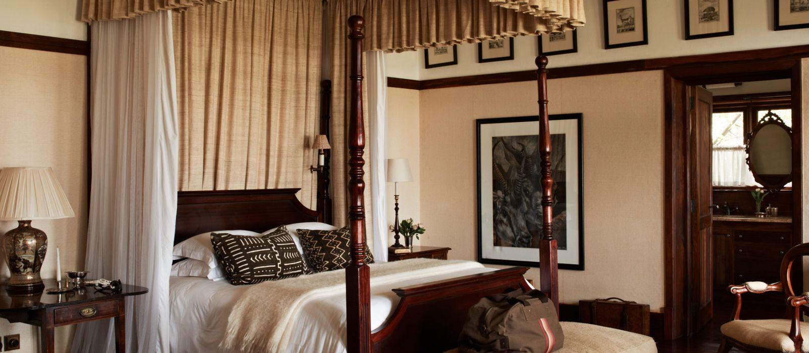 Hotel Sasakwa Lodge Tansania