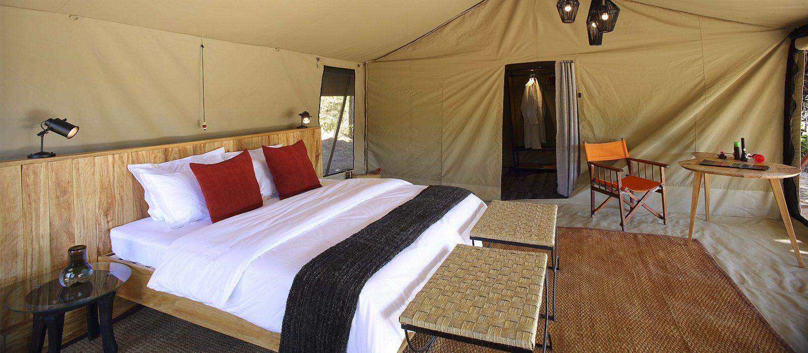 Hotel Kwihala Camp Tanzania