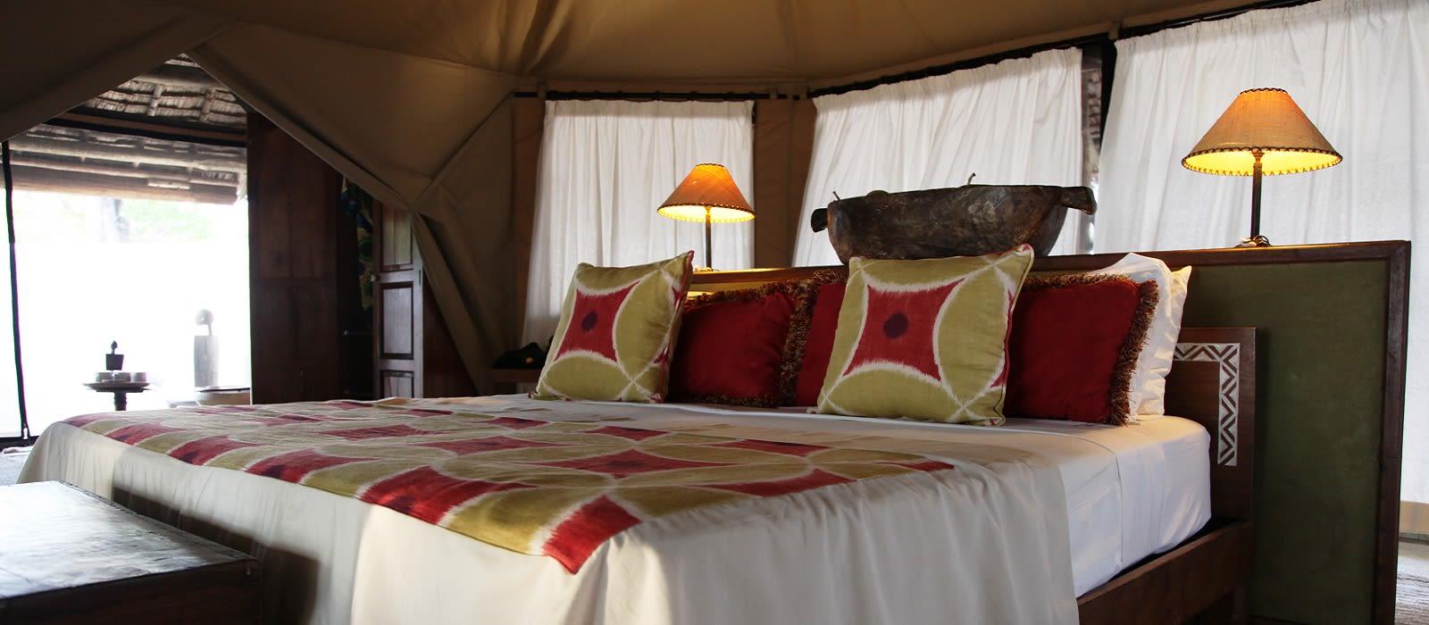 Hotel Siwandu Camp Tanzania