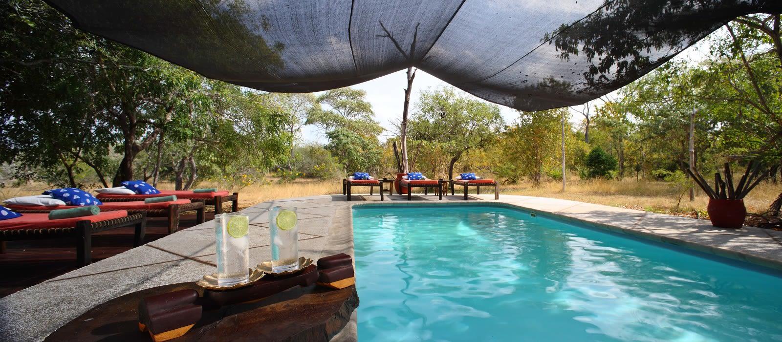 Hotel Siwandu Camp Tansania
