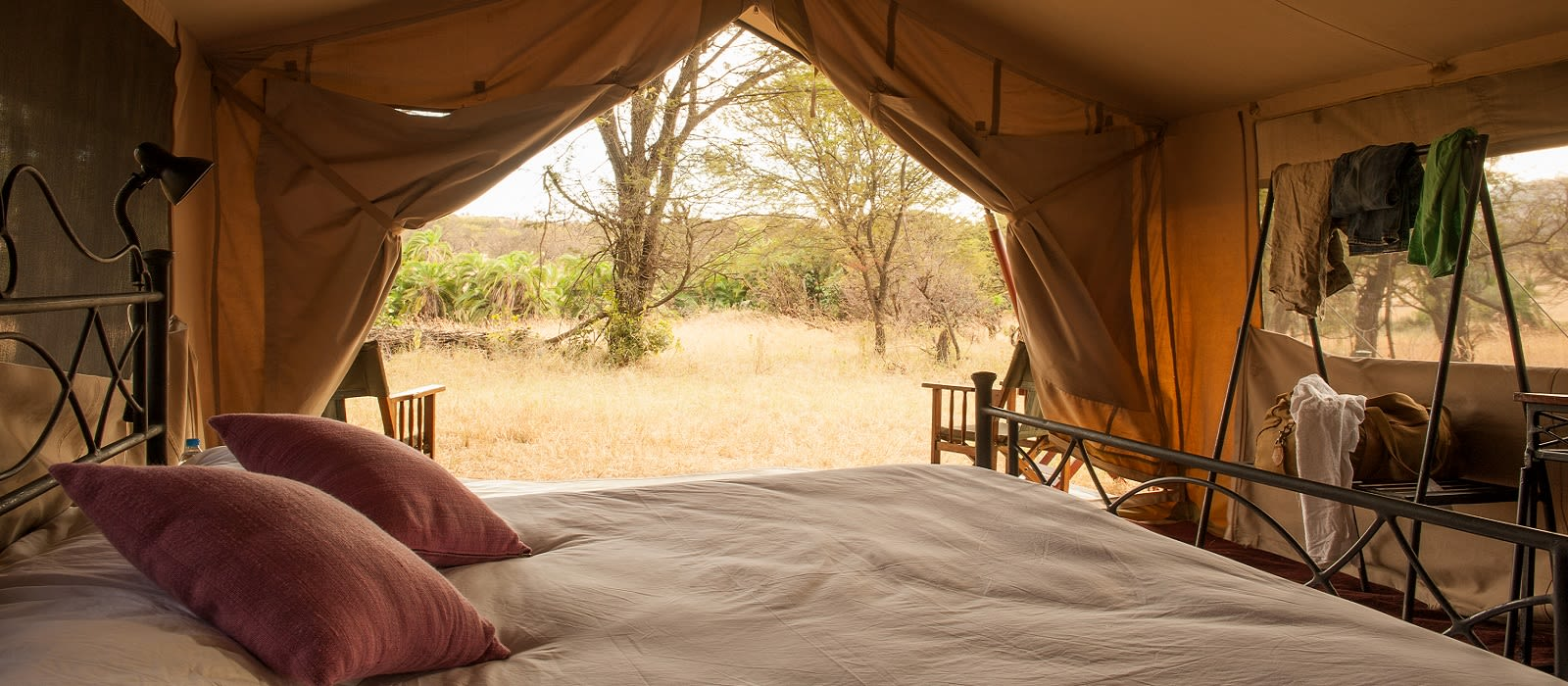 Hotel Bologonya Under Canvas Tanzania