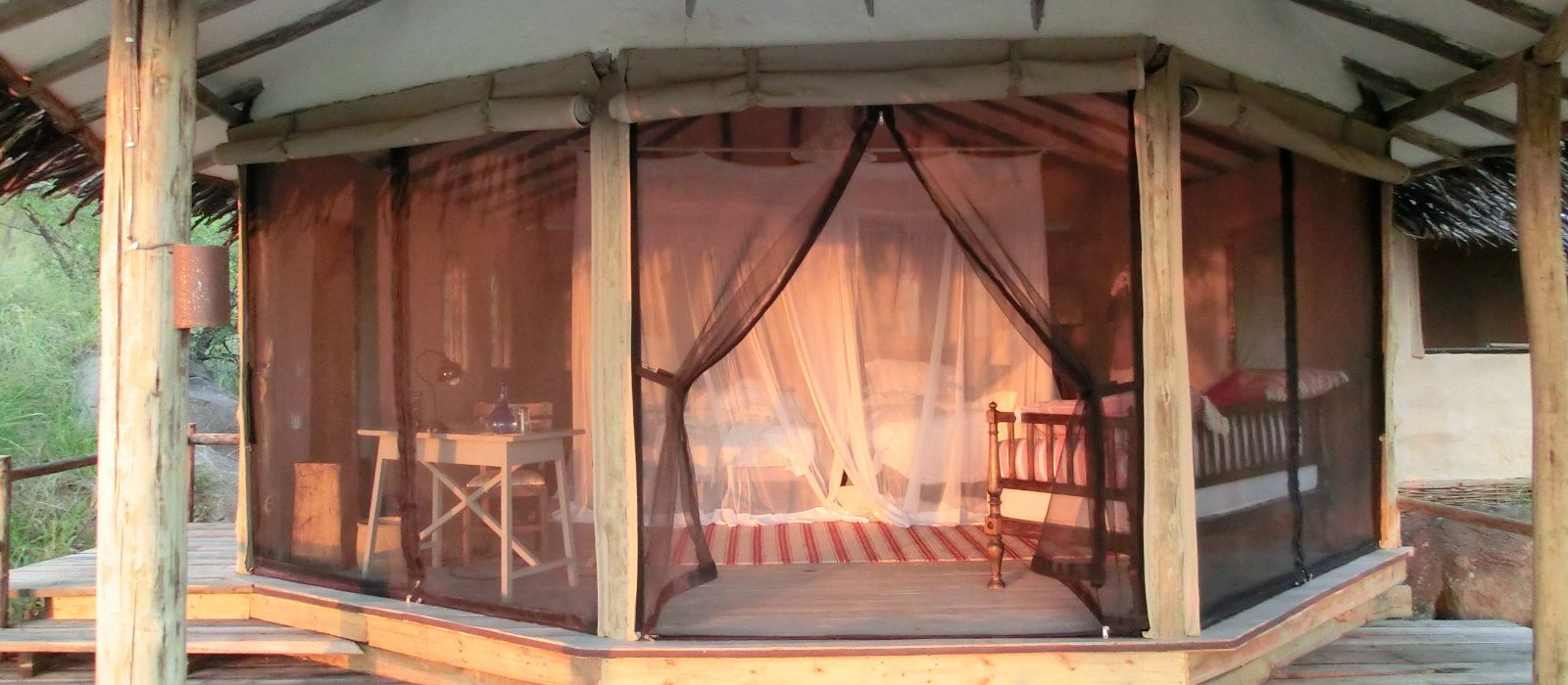 Hotel Lamai Serengeti Main Camp Tansania