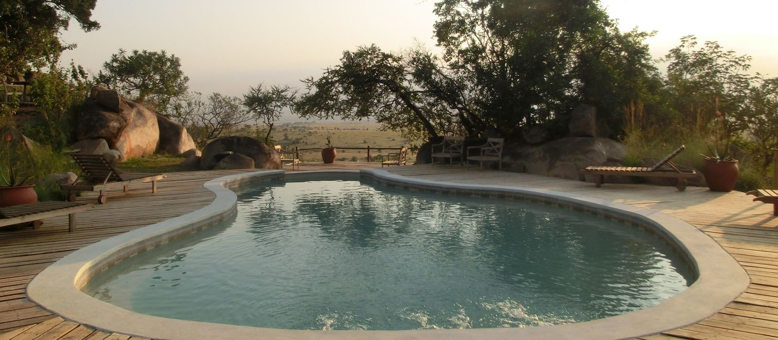 Hotel Lamai Serengeti Main Camp Tanzania