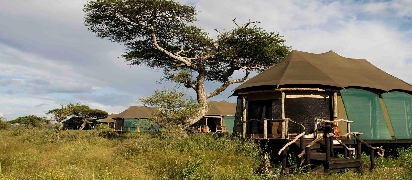 Hotel Lake Masek Tented Camp Tanzania