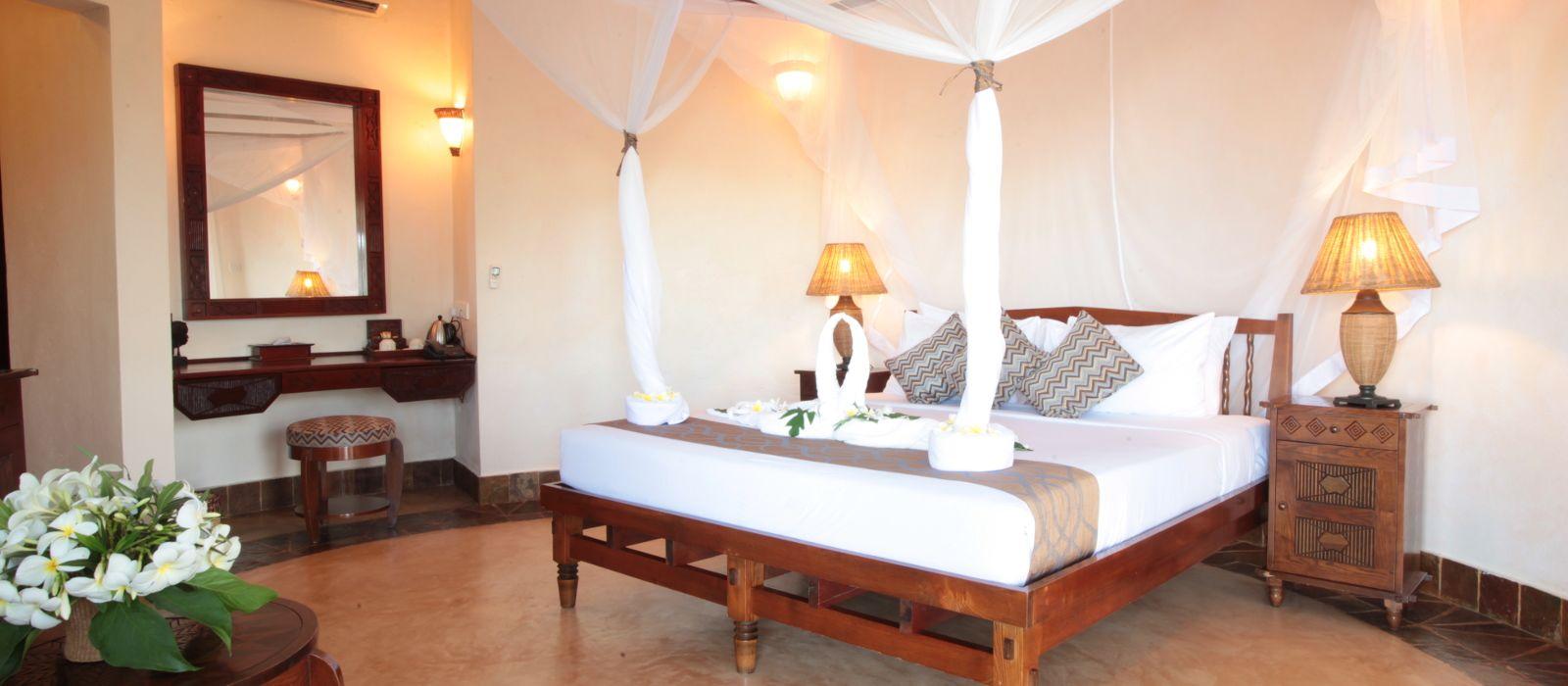 Hotel Zanzibar Retreat  Tansania