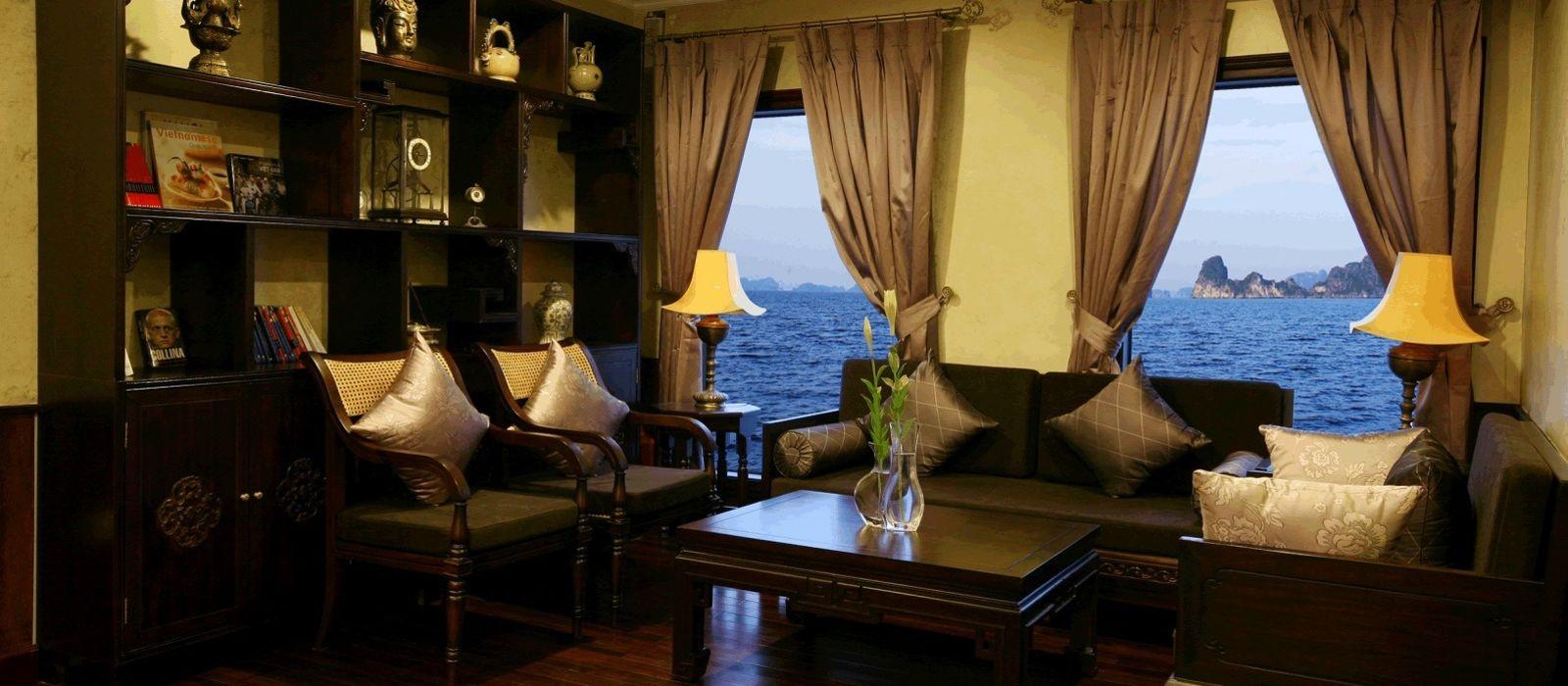 Hotel Halong Violet Cruise Vietnam