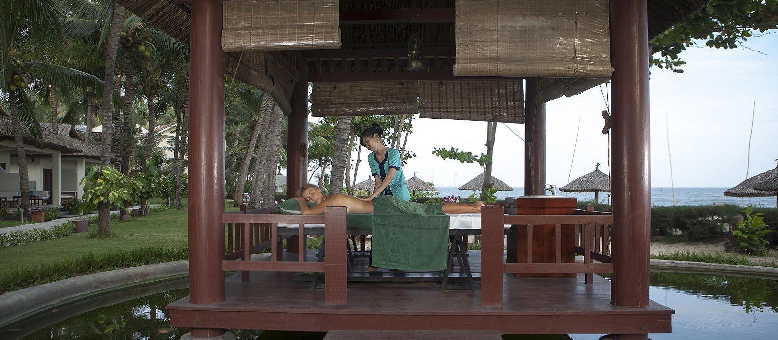 Hotel Blue Ocean Resort, Mui Ne Vietnam
