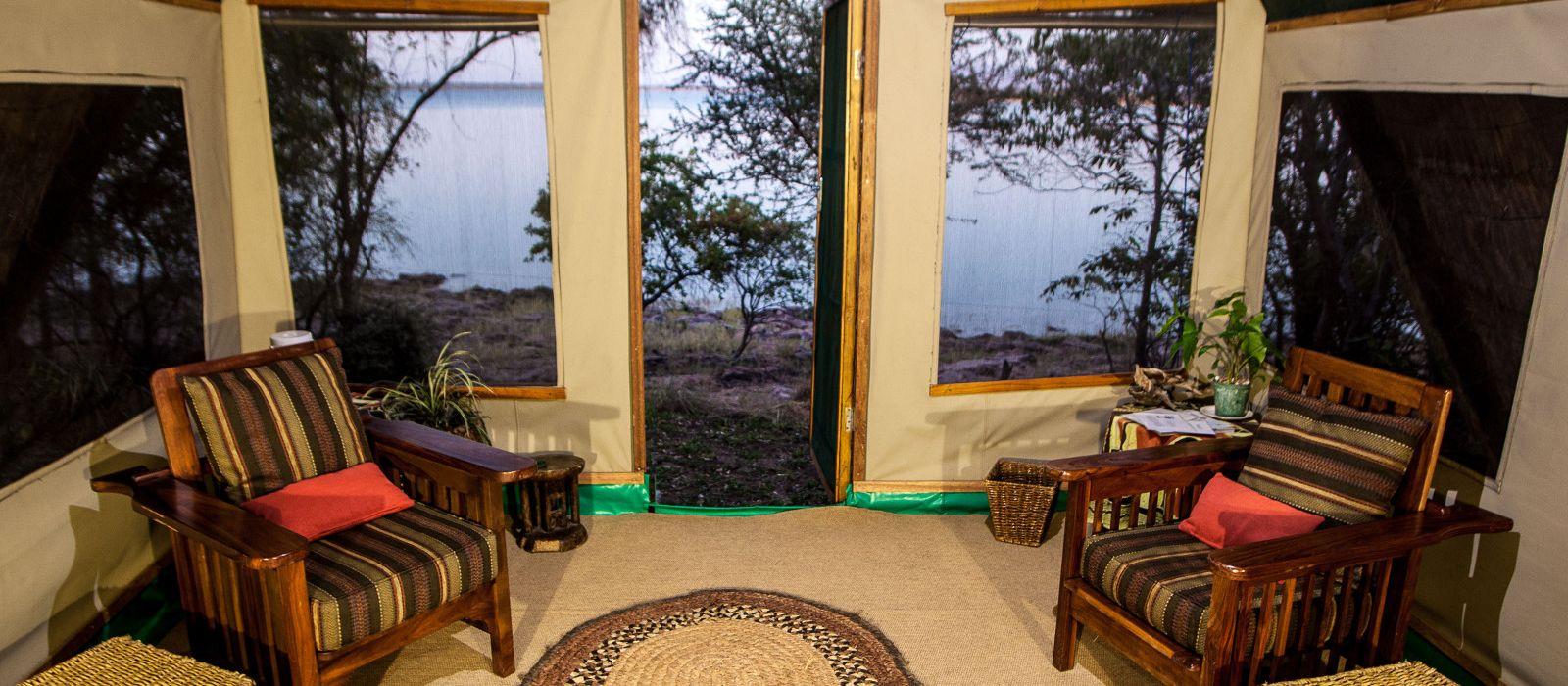 Hotel Musango Safari Camp Simbabwe