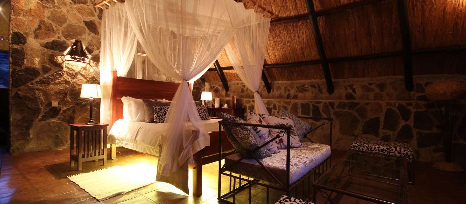 Hotel Big Cave Camp Zimbabwe