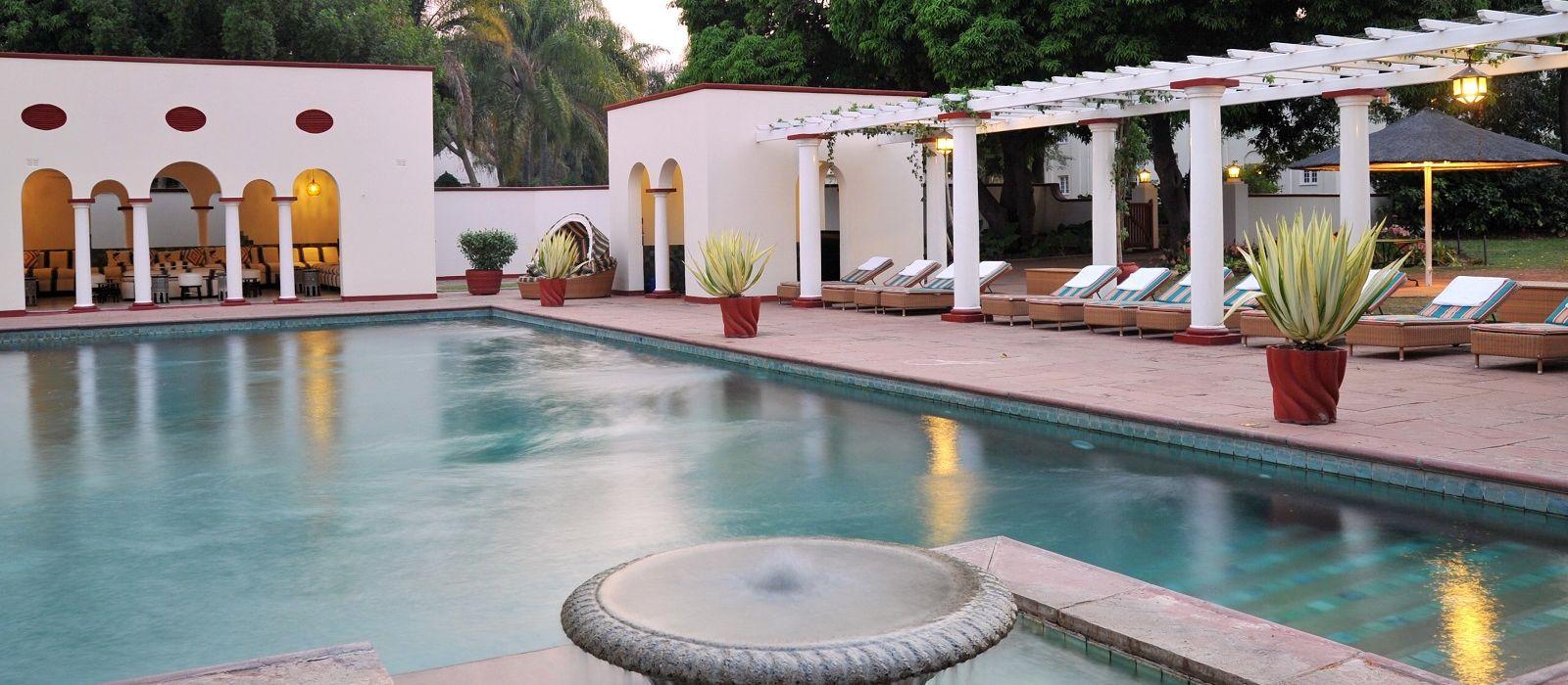 Hotel Victoria Falls  Zimbabwe