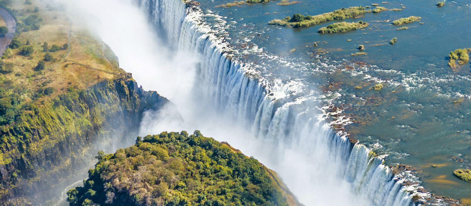 Klassische Safari Reise: Simbabwe & Botswana Urlaub 3