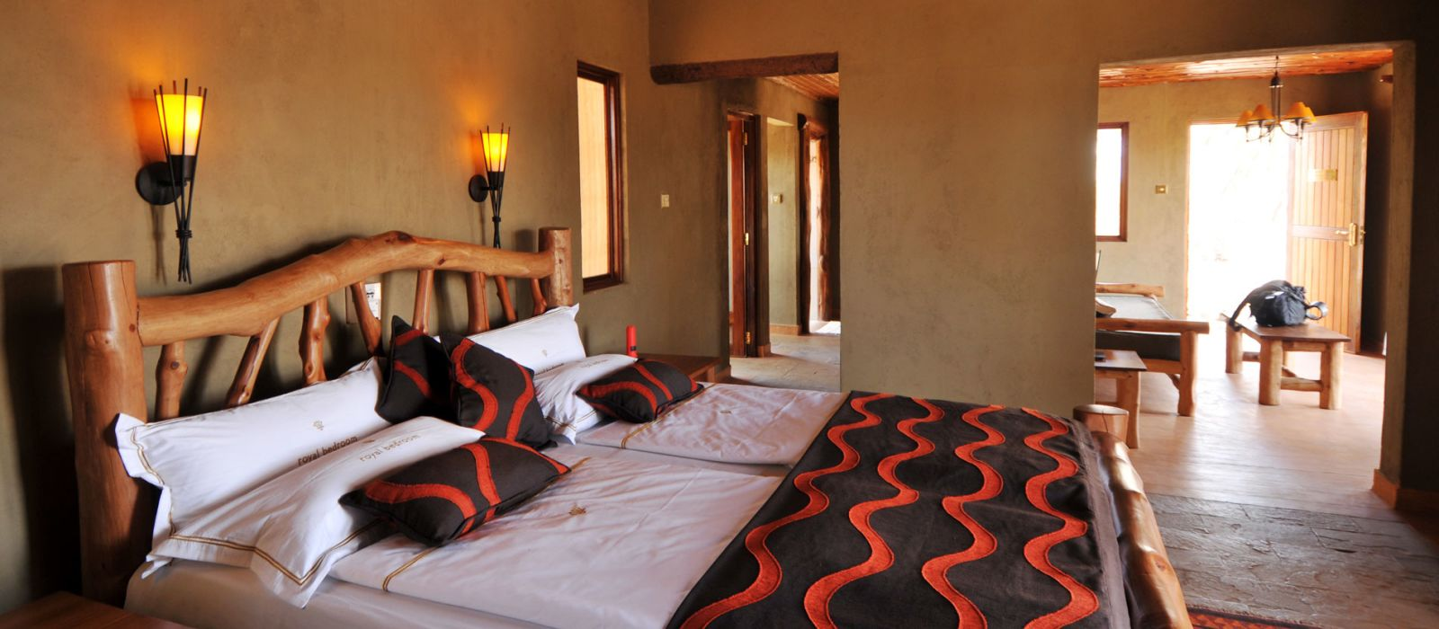 Hotel Severin Safari Camp Kenya