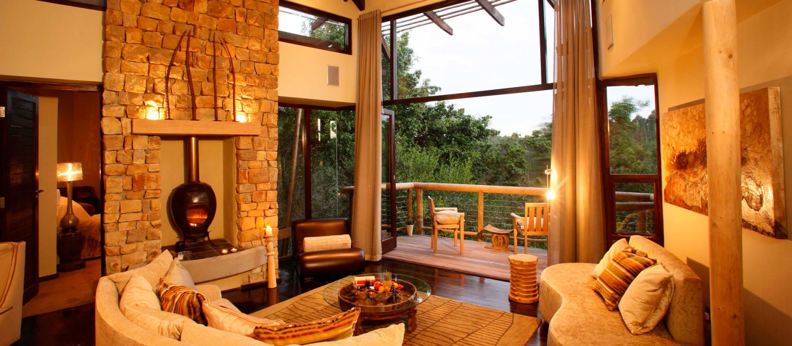 Hotel Tsala Treetops Lodge South Africa