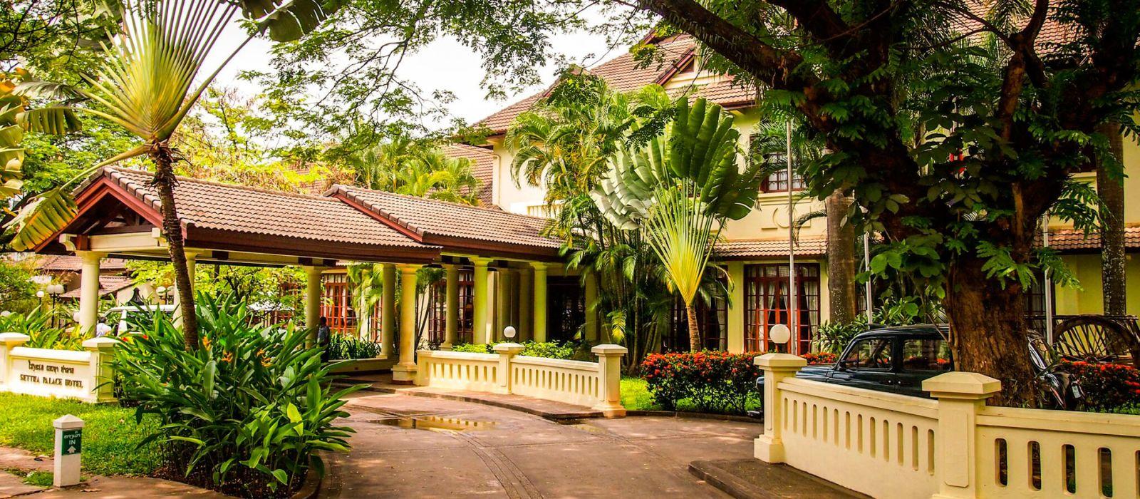 Hotel Settha Palace  Laos