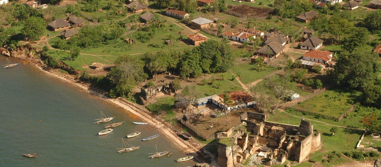 Hotel Fanjove Island Lodge Tanzania