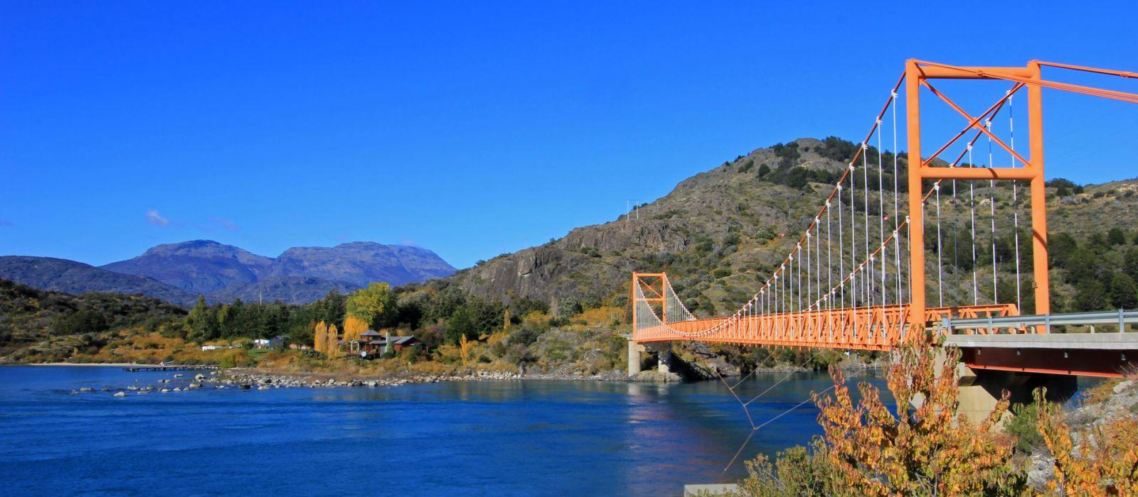 Reiseziel Lago Bertrand Chile