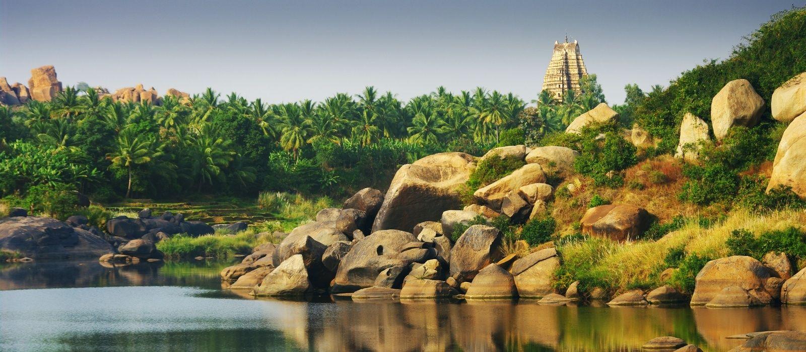 Destination Hampi South India