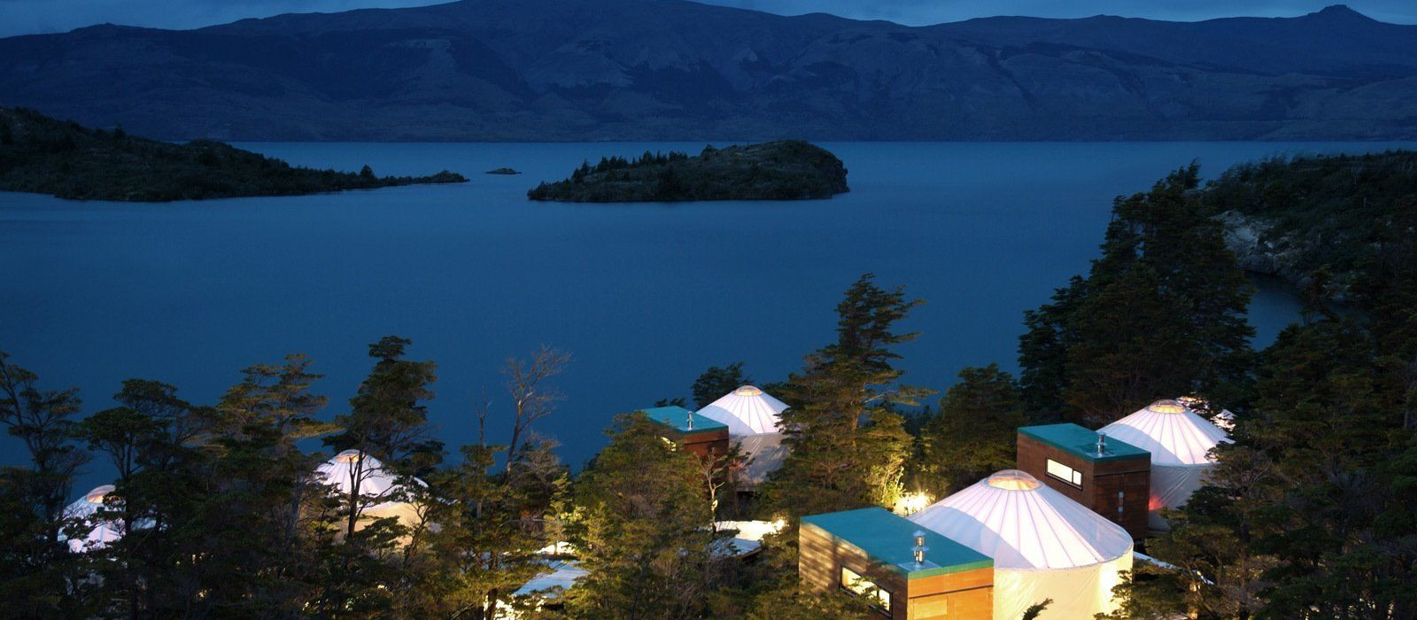 Hotel Patagonia Camp Chile