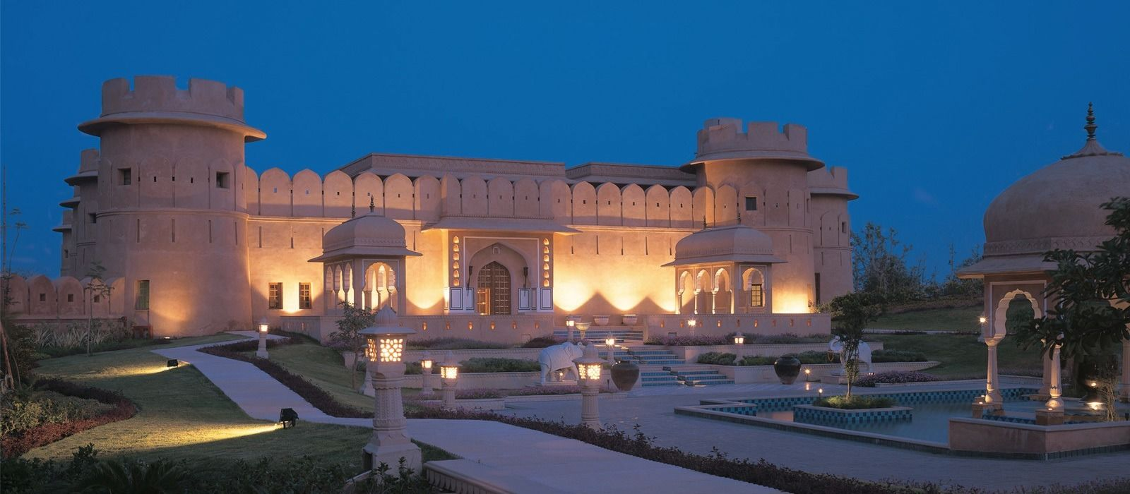 Oberoi Exclusive: Royal Rajasthan and Safari Special Tour Trip 1