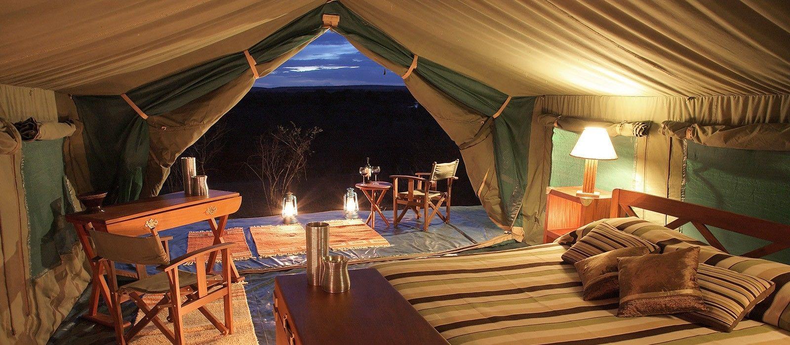 Hotel Entim Camp Kenya