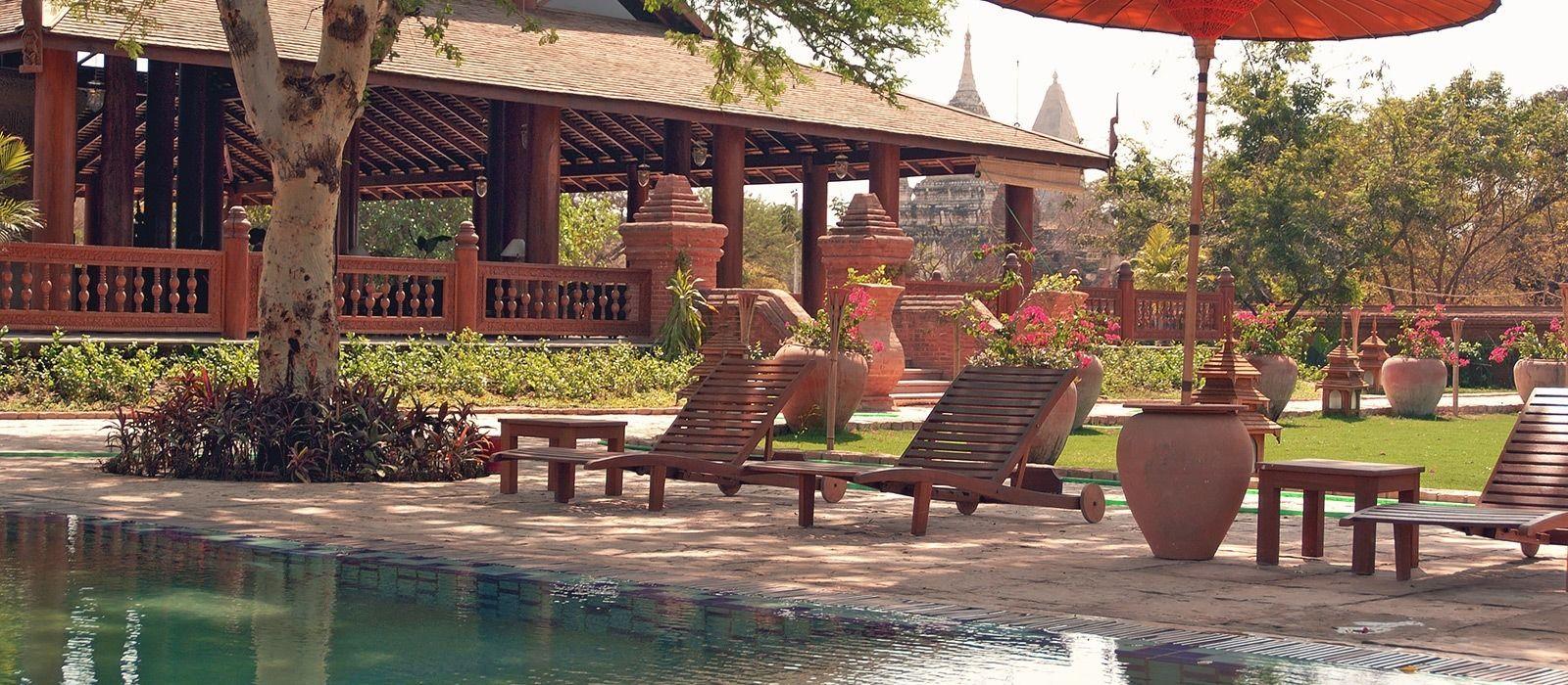 Hotel Tharabar Gate (Bagan) Myanmar