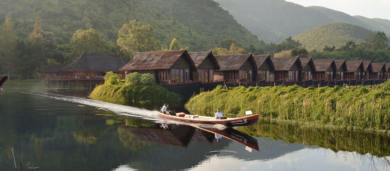 Hotel Pristine Lotus Spa Resort (Inle Lake) Myanmar