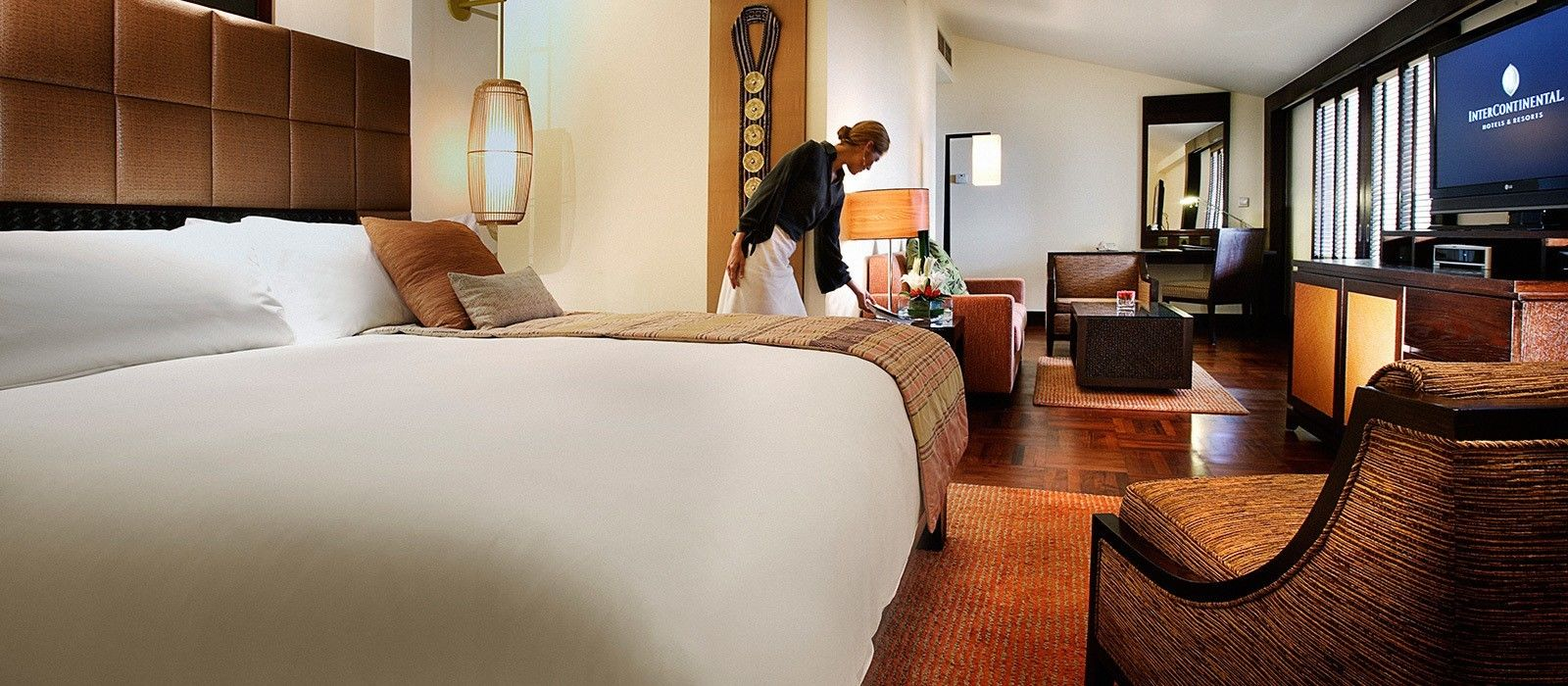 Hotel InterContinental Hanoi Westlake (Hanoi) Vietnam
