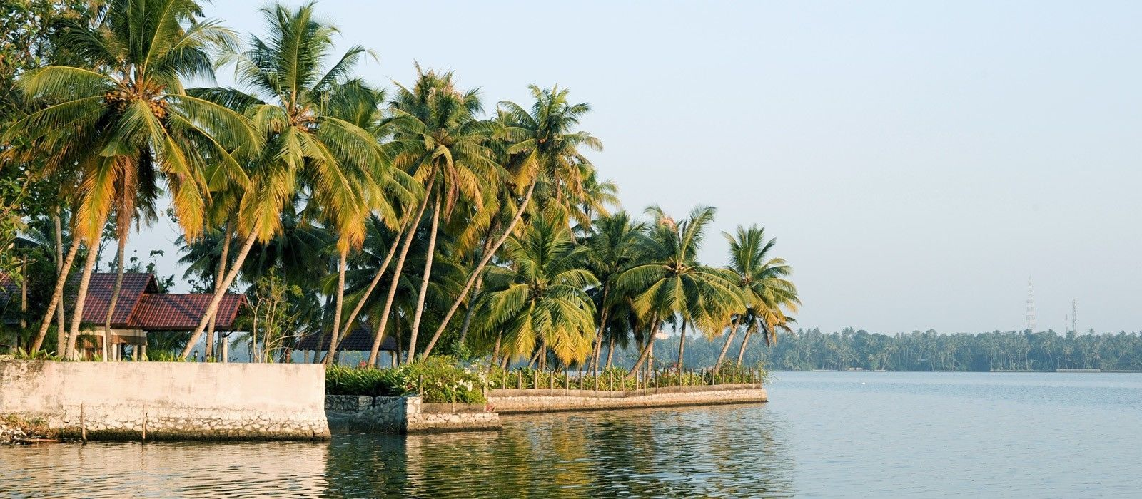 Destination Kumarakom South India