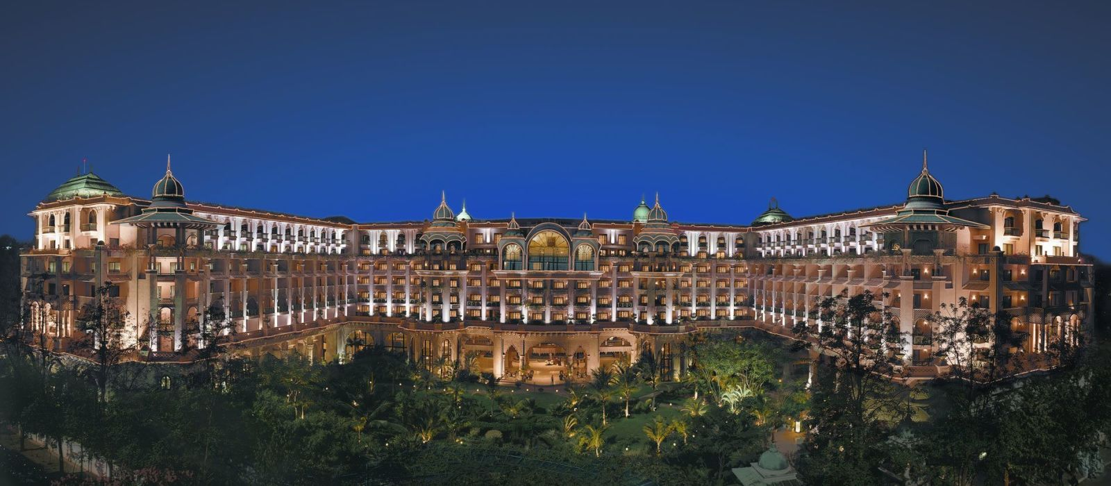 Hotel The Leela Palace Bangalore South India