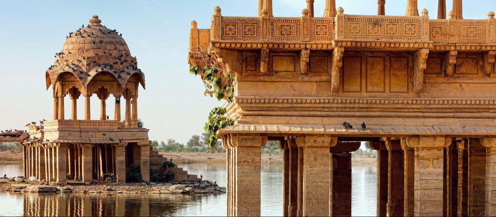 Rajasthan Rundreise: Geheimnisvolle Wüste, Paläste & Seen Urlaub 7