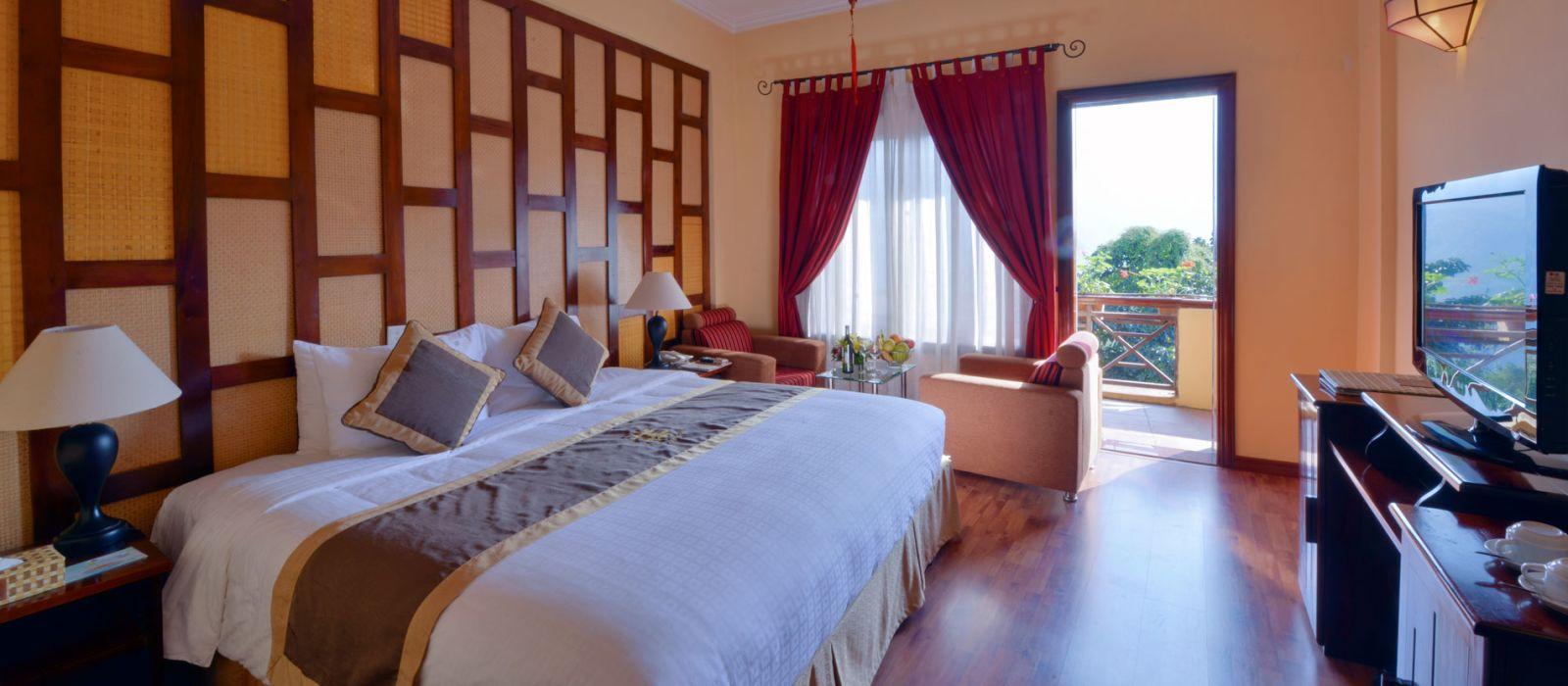 Hotel Chau Long  (Sapa) Vietnam