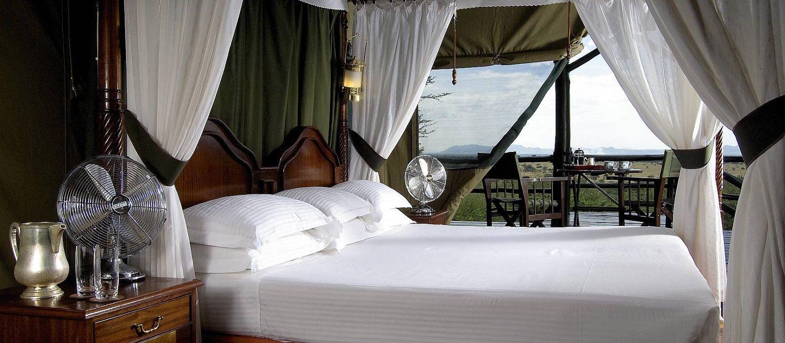 Hotel Kirawira Camp Tanzania