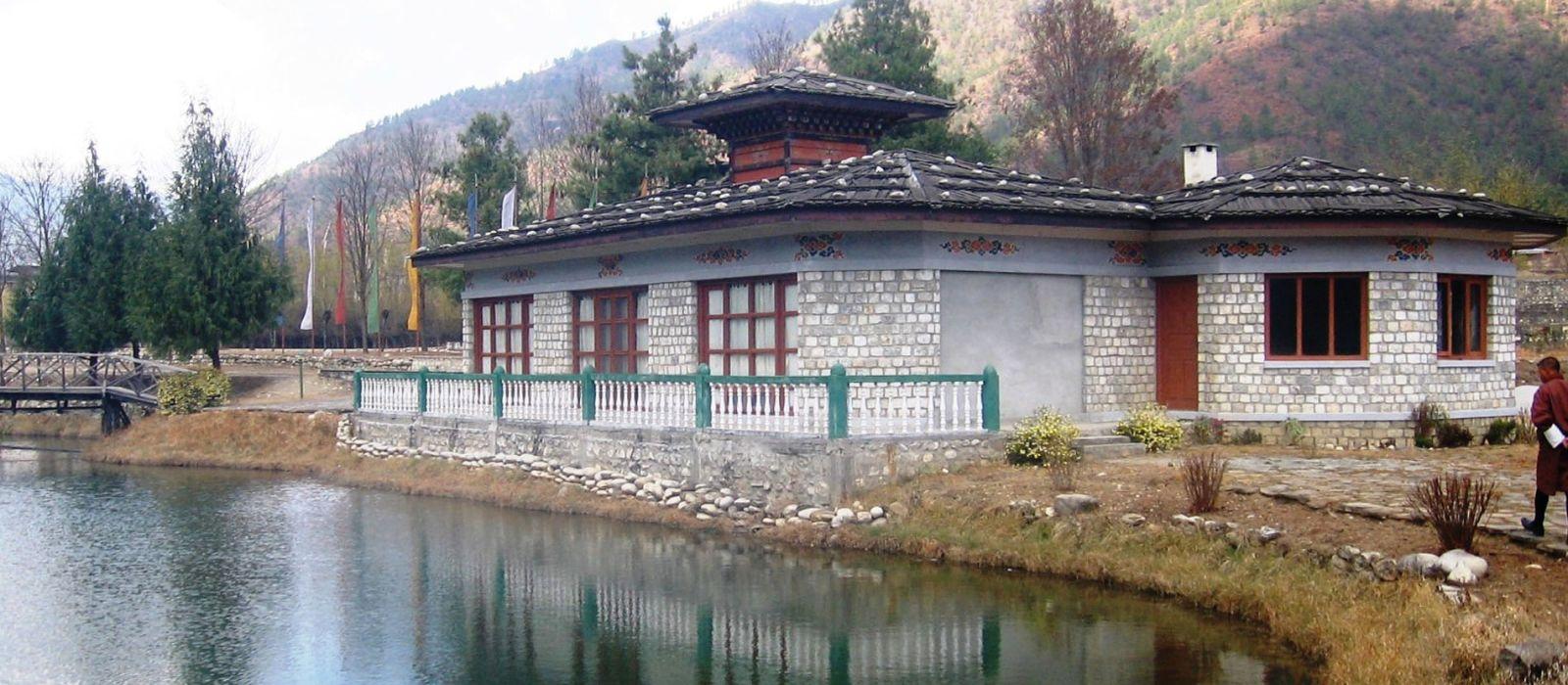 Hotel Kichu Resort Bhutan