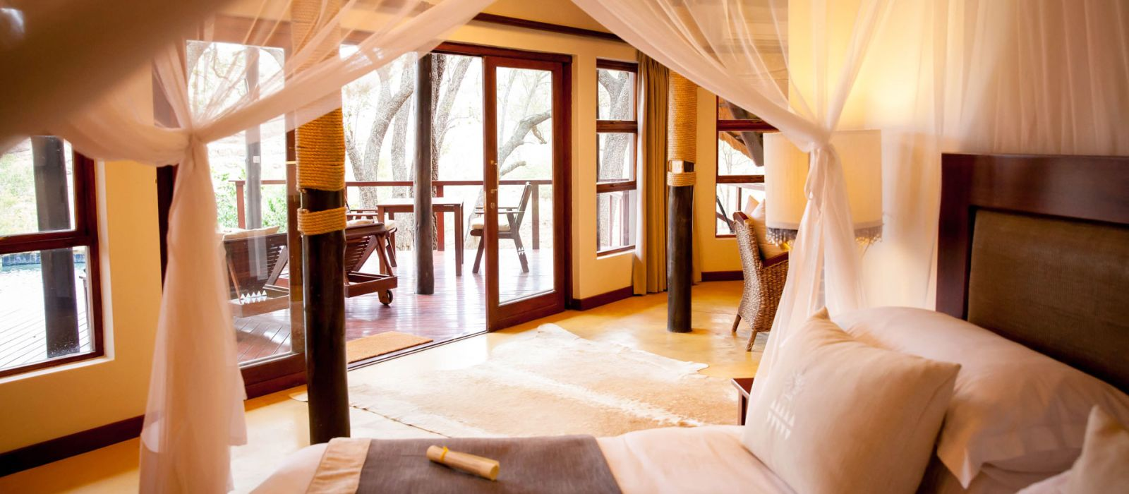 Hotel Amakhosi Safari Lodge Südafrika